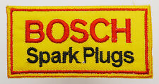 """BOSCH"" Race Sponsor Embroidered Iron-On Patch - MIX 'N' MATCH - #1T08"