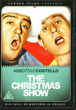 Abbott & Costello: Colgate Show Christmas Special (Colour) New/Unsealed Region 2