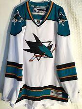 Reebok Premier NHL Jersey San Jose Sharks Team White sz 3XL