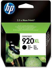 HP 920 XL originale cartuccia Officejet 6000 se 6500a 7000 7500a W PRO NUOVO