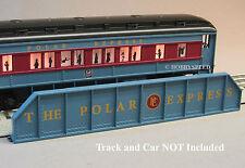 LIONEL POLAR EXPRESS GIRDER TRACK BRIDGE train o gauge fastrack 6-24286-NB NEW