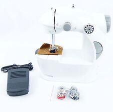MINI macchina da cucire ELETTRICO doppia velocità Portatile Mini macchina da cucire stitch