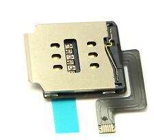 Apple iPad 5 Air Sim Karte Karten Leser Card Reader Halter Slot Flex 821-1844-A