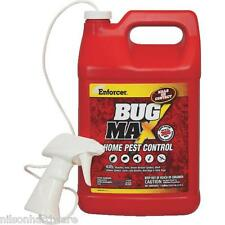 8 Pk Enforcer Bug Max 128 Oz Home Pest Control Roach Ant Insect Killer EBM128