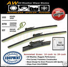 Sprinter Direct OE Replacement Premium ALL Weather Windshield Wiper Blades