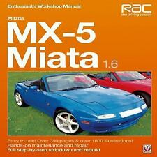 Mazda MX-5 Miata 1.6 (Enthusiast's Workshop Manual Series), Grainger, Rod