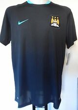 MANCHESTER CITY 2015/16 TRAINING SHIRT BY NIKE SIZE ADULT XL BRAND NEW