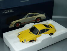 1/24 Ebbro PORSCHE 911 CARRERA 2.7RS 1973 (YELLOW)