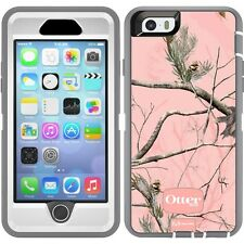 Otterbox 77-50215 Defender Case For iPhone 6/6S,Realtree AP Pink, 100% Authentic