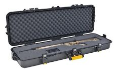 Gun Case Storage Waterproof Safety 42 Lockable Hard Shell AR-15 Rifle Hunting RV