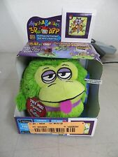 NEW MushABellies with Chatter Finless Frog MushABelly Plush Toy 3D AR Game 86020
