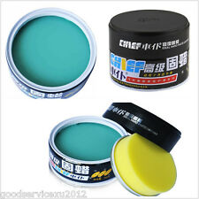 Heavy Duty Green Waterproof Solid Dark Color Autos Anti-Scratches Protection Wax