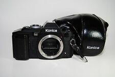 Konica FS-1 Film SLR Camera Body
