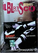 "IL BLASCO STORY N. 6 BOOK+CD ""Ti prendo e ti porto via"" Remixes NUOVO SIGILLATO"