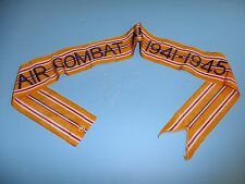 rst071 WW 2 US Army Flag Streamer Pacific Air Combat AP 1941-1945