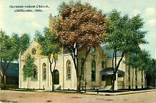 A View of the German-Salem Church, Chillicothe OH