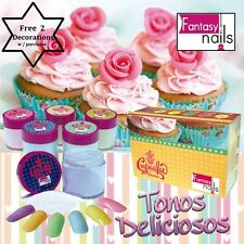 fantasy nails products Cupcake acrylic collection **FREE 2 DECORATIONS**