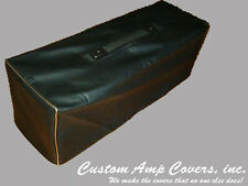 MARSHALL JCM800 JCM900 JCM2000 AMP HEAD VINYL AMPLIFIER COVER GOLD TRIM mars002