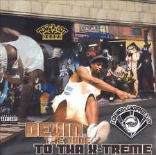 Devin The Dude - 2 The Extreme - Screwed & Chopped - New factory Sealed CD