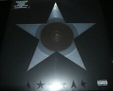 David Bowie Blackstar Clear Vinyl LP (Limited 5000 Units) Record - New