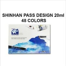 Shinhan Pass Design 20ml 48 colors / colorful and great effect
