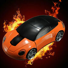 2015 3D Car Shape Wireless USB Optical Mouse Mice 1600DPI 2.4GHz