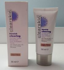 AVON CLEARSKIN BLEMISH CLEARING OIL-FREE TINTED MOISTURISER - 30ml
