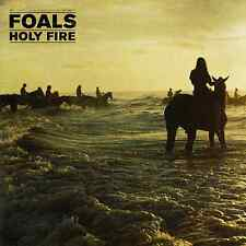 FOALS HOLY FIRE NEW SEALED LP IN STOCK SAME DAY DISPATCH