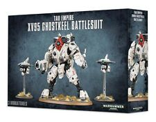 Games Workshop  Tau Empire XV95 Ghostkeel Battlesuit Warhammer 40k NIB / Shrink