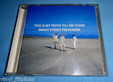 JAPAN:MANIC STREET PREACHERS - This Is My Truth Tell Me Yours CD,+ Bonus Tracks