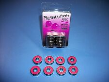 PARAGON REVOLUTION ABEC5 Skateboard Longboard Inline 8mm 608 Skate Bearings