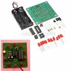Electronic Power DIY Kit 10 LED Flash Light Wheel of Fortune Game Chance Circuit