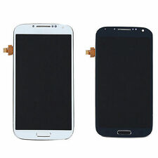 Samsung Galaxy S4 I9500 LCD Display Touch Screen Glass Lens Digitizer frame