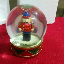 """Lord & Taylor Musical Waterglobe That Plays """"Nutcracker Suite-March"""