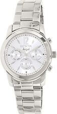 Invicta Women's Angel 0461 Silver Stainless-Steel Swiss Quartz Watch