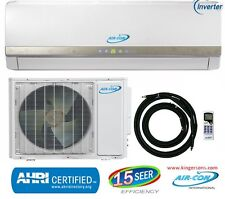 12000 BTU Ductless Mini Split Air Conditioner SEER 15 Cool & Heat Inverter