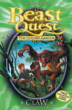Claw the Giant Monkey (Beast Quest), Adam Blade