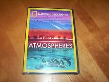 ATMOSPHERES Earth Air Water Ocean Land Music Sound NATIONAL GEOGRAPHIC DVD NEW
