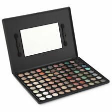 Laroc 88 colori Eyeshadow Palette Make-Up Kit Set Scatola con Specchio-Toni Opachi