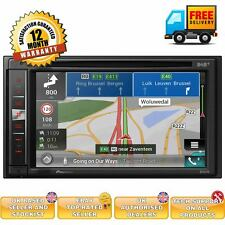 "Pioneer AVIC-F980DAB Car Stereo 6.2"" Screen Bluetooth CarPlay SatNav DAB+ iPhone"