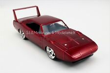 DODGE CHARGER DAYTONA ( FAST and FURIOUS  ) 1/24 JADA