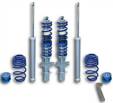 Adjustable damper coilover suspension lowering kit for VW POLO 6R AUDI A1 8X