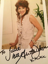 6x4 Hand Signed Photo of Eastenders Angie Watts - Anita Dobson