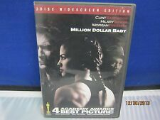 MILLION DOLLAR BABY 2 disc dvd 4 Academy awards *Super Fast Shipping+Tracking