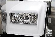FREIGHTLINER CLASSIC 132 PROJECTOR HEADLIGHT W/LED TURN SIGNAL A06-20318-000 LS