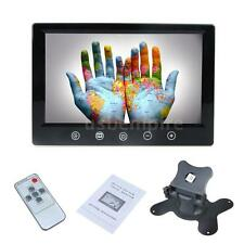 "9"" inch TFT LCD Color Car Monitor For Rear View Camera DVD 2 Way Video Input"