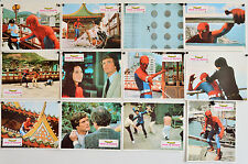 SPIDERMAN DEFIE LE DRAGON, 1979, MC DOUGLAS, 12 photos