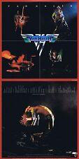 "Van Halen ""Van Halen"" Erstes Werk! Die LP erschien 1978! Hier ist die neue CD!"