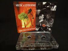 MILOSC & LESTER BOWIE Talkin' About Life And Death 1999 MC CASSETTE POLISH JAZZ