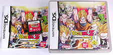 Juego: Dragonball Z Supersonic Warriors 2 para Nintendo DS Lite + + xl + 3ds 2ds